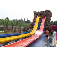 Wholesale Swimming Pool Fiberglass Water Park Slide For Adult High Safety from china suppliers