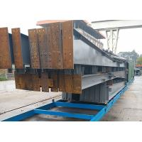 Buy cheap Fast Assembling Prefab Structural Steel Bridge ISO9001 Certificated Light Weight from wholesalers