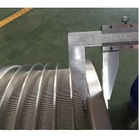 Buy cheap Stainless Steel Screen Basket for Pulp Industry from wholesalers