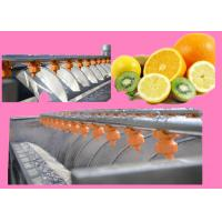 Fruit And Vegetable Processing Machinery , Vegetable Processing Equipment HR-2000 Manufactures