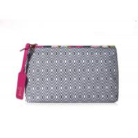 Wholesale Customize Cheap Promotional Toiletry Bag Cotton Canvas Material With Zipper from china suppliers