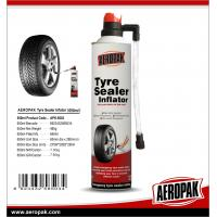 Buy cheap Aeropak Fix Flat Tyre Sealer Inflator With Eco-friendly Formula 650ml from wholesalers