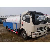 Buy cheap Dongfeng 4x2 Small Tanker Truck Trailer 5000L High Pressure Sewer Pump Truck from wholesalers