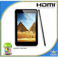 Buy cheap Dual core dual cameras Allwinner A23 tablet pc GP715 from wholesalers
