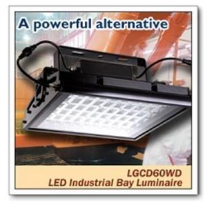 LED Industrial Overhead Bay Lights , LED high bay , LED low bay , ZGSM brand LED industrial bay ligh Manufactures