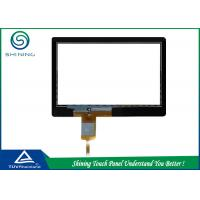 Buy cheap 6H Hardness Projective Capacitive Touch Panel , 7.1'' ITO FilmTouch Panel from wholesalers