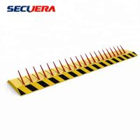 Wholesale A3 Stainless Steel Remote Control Parking Bollards Tyre Killer Security Traffic Road Spikes Barrier from china suppliers