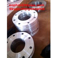 Buy cheap ASTM B637 UNS N07718 Flange from wholesalers