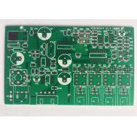 Buy cheap FR4 Custom PCB Manufacturing 4 Layer HASL PCB High Current Power Supply UL Certificate from wholesalers