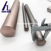 Wholesale Tungsten copper alloy rod from china suppliers