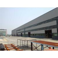 Buy cheap prefab construction light gauge steel framing warehouse from wholesalers