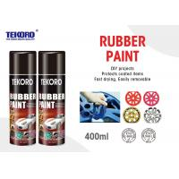 Wholesale Multi - Purpose Peelable Rubber Coating Automotive Customization / Home Improvement Use from china suppliers