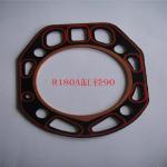 Buy cheap R180A  diesel engine gasket head gasket gasket kit from wholesalers