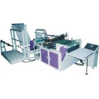 Buy cheap Plastic Film Hot Cut Bread Bags Making Machine 6KW 1000mm Max Bag Width from wholesalers