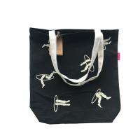 Wholesale Long Strap Shoulder Travel Tote Bags For Women Reuseable Organic For Daily from china suppliers