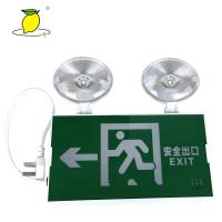 Buy cheap Reliable 2835 SMD LED Emergency Lighting Fire Exit Signs For Metro Station from wholesalers