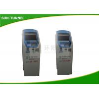 Stainless Steel Self Ordering Kiosk Information Systems Anti - Vandal Feature