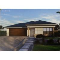 Buy cheap 4 Bedroom Modern Prefab Bungalow Homes Modular Light Gauge Steel Structure from wholesalers