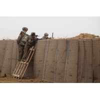 Buy cheap Mil 12 Hesco Barriers Used For Flood Control And Military from wholesalers