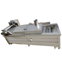 Buy cheap OEM Auto Doughnut Chicken Fillet Fryer Machine Commercial from wholesalers
