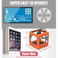 Buy cheap Easthreed Hobby Mini Handheld 3D Printer 0.1-0.13 Mm Layer Thickness CE Certificate from wholesalers