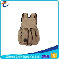 Buy cheap Leisure Teen Trail Hiking Backpack Canvas Fashion Backpack Easy Wash from wholesalers