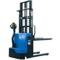 Buy cheap High Performance Walkie Pallet Stacker , 24V  Electric Stacker Forklift from wholesalers