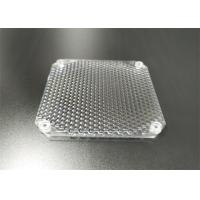 Buy cheap Compound eye lens  Colorless PC 71.8x71.8x2.55mm Dimensional from wholesalers
