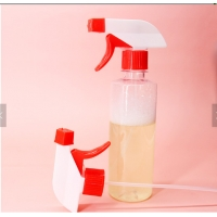 Buy cheap SGS 300cc 24 410 Cosmetic Sanitizer Hand Trigger Sprayer from wholesalers