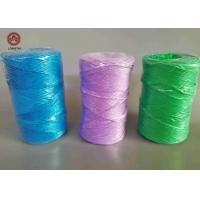 Wholesale Colorful Polypropylene Tying Twine 1.5KG Per Spool For Farm And Greenhouse from china suppliers