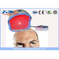 Buy cheap GaAlAs Semiconductor Laser Hair Growth Helmet With Remote Controller from wholesalers