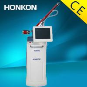 Professional 10600nm RF Tube Co2 Fractional Laser Machine , Co2 Fractional Laser Resurfacing Device