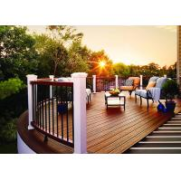 Wholesale Outdoor Flooring Strong WPC Composite Decking Light Decking Floor from china suppliers