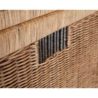 Buy cheap Nature Fancy bamboo basket for picnic from wholesalers
