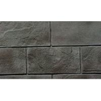 Buy cheap Indoor Cultured Stone / Artificial Veneer Stone Handmade Fireproof Imitated Slate from wholesalers