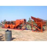 Buy cheap Sand Screening Ore Washing Machine Wheel Bucket Type Simple Structure from wholesalers