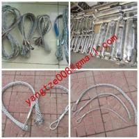 Buy cheap Cable stockings,Heavy Duty Split Grips, Double-head from wholesalers