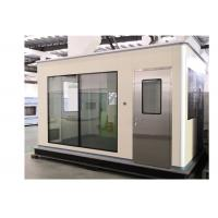 Buy cheap Fireproof Sandwich Panels Clean Booth, Laminar Flow Down Booth from wholesalers