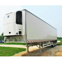 Buy cheap 13.6m China Refrigerated Van Trailer, China Refrigerator trailer, Refrigerator box trailer from wholesalers