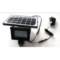 Buy cheap Battery Powered Solar Panel Security Camera With PC-CAM Function , Recording Time from wholesalers