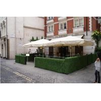 Buy cheap Decorative Grass Wall Plant Artificial Plant Boxwood Hedge from wholesalers