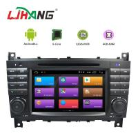 Buy cheap Car Autoradio Mercedes Navigation Dvd With Madia Card And Map Card from wholesalers