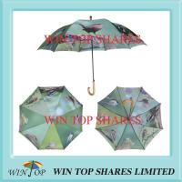 Buy cheap 8 kinds of birds photo sublimated printing Umbrella from wholesalers