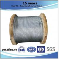 Wholesale Galvanized Steel Wire Strand/cable/guy wire/stay wire/messenger from china suppliers