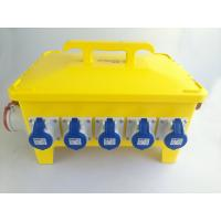 Wholesale Electrical Mobile Power Distribution Box 37 0* 340 * 330 MM Dimension from china suppliers