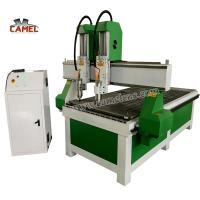 Buy cheap CA-1325 Best Quality Hot Sale 2 Spindles Cnc Router 1325 With Linear Guide Rail For Sale from wholesalers