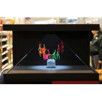 Buy cheap 270° Full HD Virtual 3D Hologram Showcase Pyramid Display Box Advertising Player from wholesalers