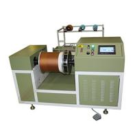 Buy cheap small samples narrow fabric yarn sectional warping machine from wholesalers