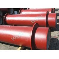 Wholesale Flange Joint Ductile Iron Pipe  External Fusion Bounded Epoxy Coatings from china suppliers