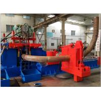 Buy cheap Induction Heating Steel Pipe Bending Machine from wholesalers